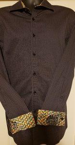 Robert Graham 2xl men's Geometric dress shirt